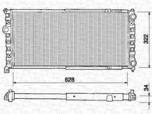 ΨΥΓΕΙΟ CADDY II 1,9 DIESEL INKA 49002021 VAN WEZEL