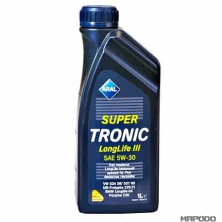 ARAL SUPER TRONIC SAE 5W30 1L ΛΑΔΙ ΚΙΝΗΤΗΡΑ