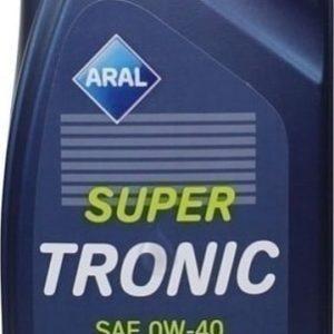 ARAL SUPER TRONIC SAE 0W40 1L ΛΑΔΙ ΚΙΝΗΤΗΡΑ