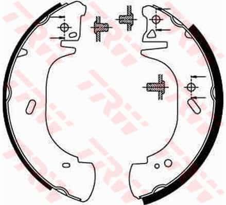 ΣΙΑΓΩΝΕΣ TRANSIT OPEL RENAULT 42802 BK 4501146FORD