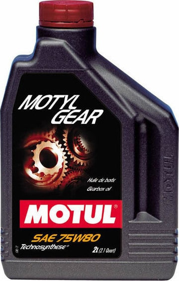 MOTUL MOTYL GEAR 75W80 GL4/GL5 2LT BAΛΒΟΝΙΝΗ