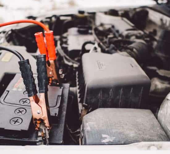 μπαταρία αυτοκινήτου