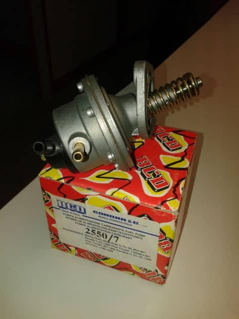 ANTΛΙΑ ΒΕΝΖΙΝΗΣ GOLF II 2550/7 BCD 052127025J VW