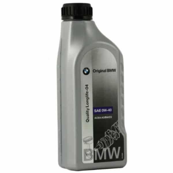 ΛΑΔΙ BMW 0W40 original BMW ΛΑΔΙ 1 LITRO