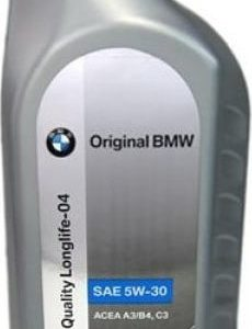 ΒΜW ΛΑΔΙ SAE 5W30 ACEA C3 BMW ORIGINAL OIL
